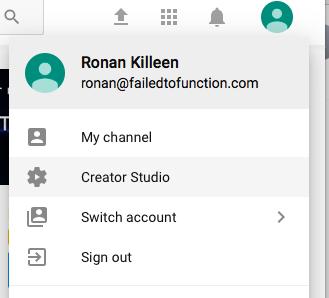Link_to_creator_studio